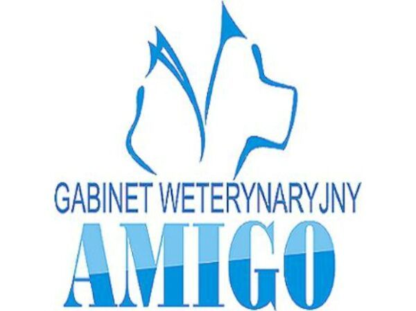 GABINET WETERYNARYJNY AMIGO - Logo lecznicy - WORLDPETNET