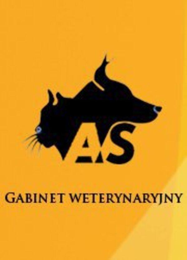"""GABINET WETERYNARYJNY """"AS"""" - Logo lecznicy - WORLDPETNET"""