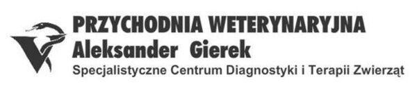 PRZYCHODNIA WETERYNARYJNA ALEKSANDER GIEREK - Logo lecznicy - WORLDPETNET