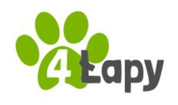 CENTRUM WETERYNARYJNE 4 ŁAPY - Clinic logo – WORLDPETNET