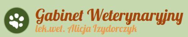 GABINET WETERYNARYJNY ALICJA IZYDORCZYK - Logo lecznicy - WORLDPETNET