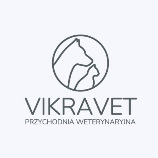 VIKRAVET KARGOWA - Logo lecznicy - WORLDPETNET