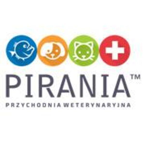 PIRANIA PRZYCHODNIA WETERYNARYJNA - Clinic logo – WORLDPETNET