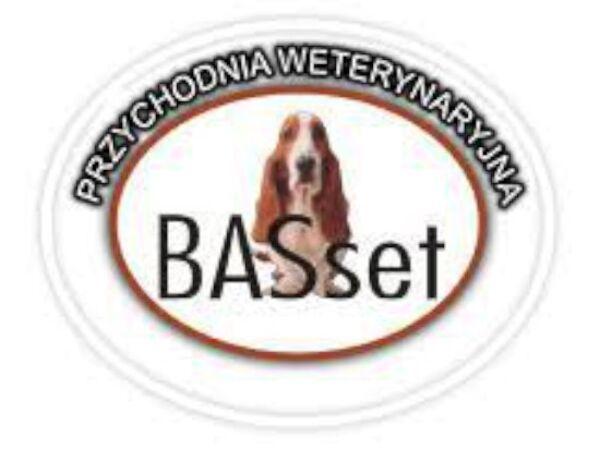 PRZYCHODNIA WETERYNARYJNA BASSET - Logo lecznicy - WORLDPETNET