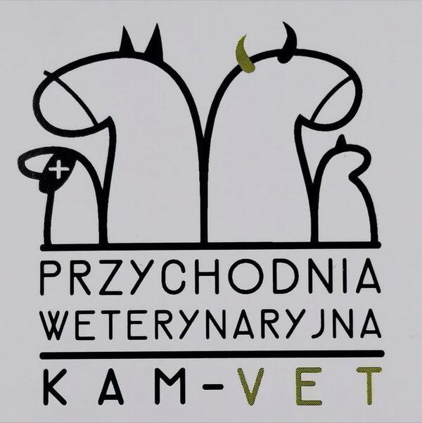KAM-VET PRZYCHODNIA WETERYNARYJNA - Logo lecznicy - WORLDPETNET