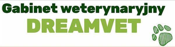 GABINET WETERYNARYJNY DREAMVET - Logo lecznicy - WORLDPETNET