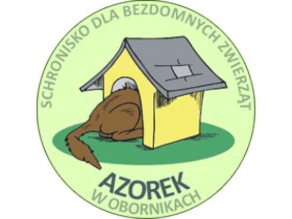 """SCHRONISKO DLA BEZDOMNYCH ZWIERZĄT """"AZOREK"""" - Shelter logo – WORLDPETNET"""